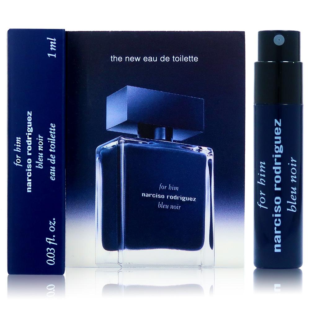 NARCISO RODRIGUEZ BLEU NOIR 紳藍男性淡香水 1ML