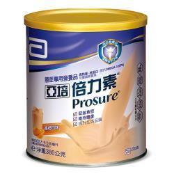 亞培 倍力素癌症專用粉狀配方香橙口味(380g x2入)x2