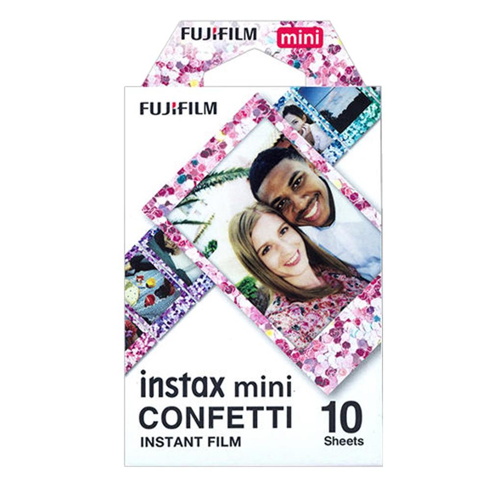 FUJIFILM Instax Mini 拍立得底片 五彩繽紛 底片
