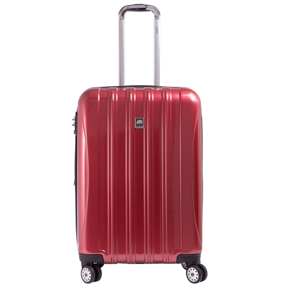 【DELSEY】HELIUM AERO-24吋旅行箱-紅 40007682004