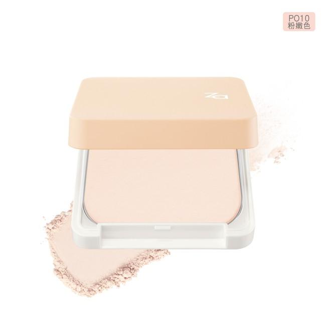 Za 粧自然無瑕粉餅EX蕊PO10