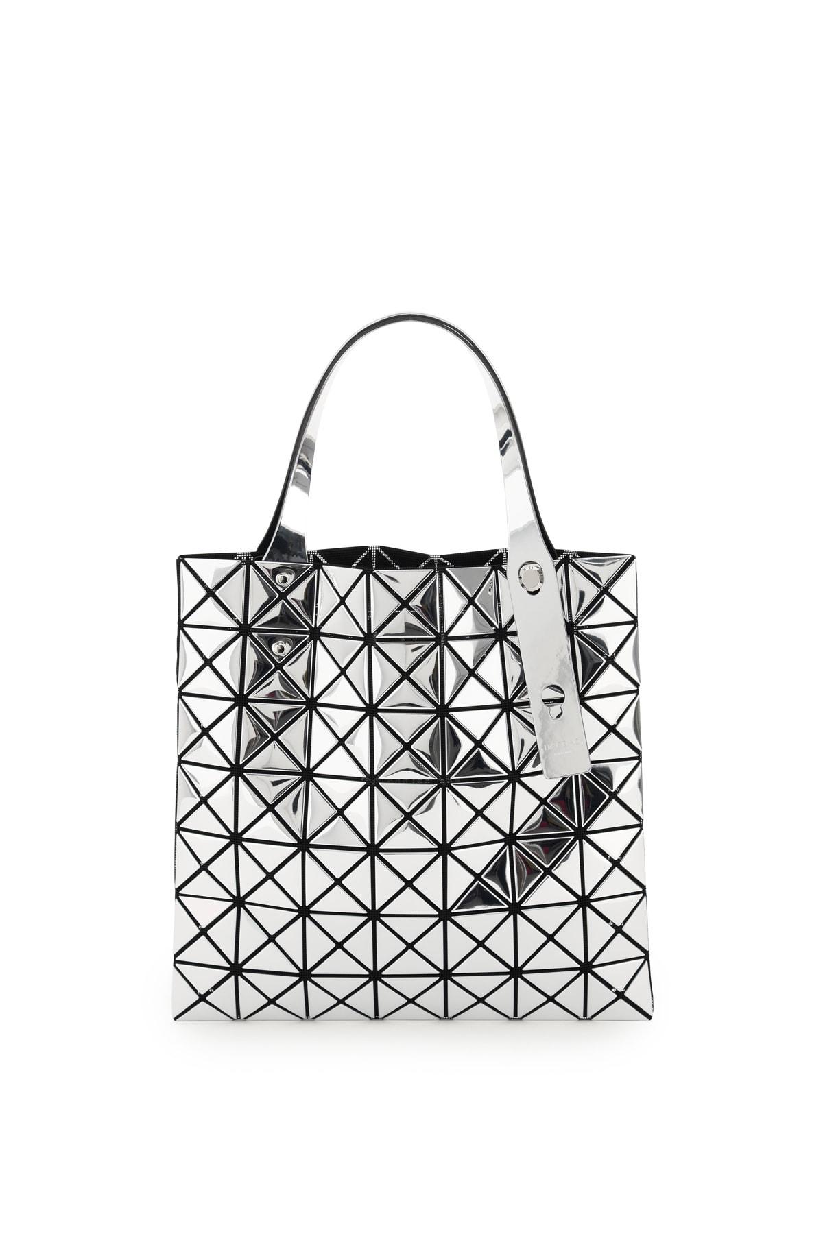 Bao Bao Issey Miyake Small Platinum Shopper