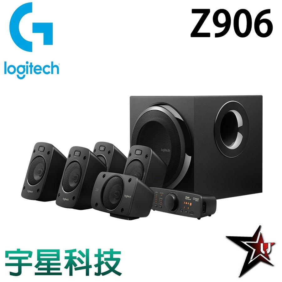 Logitech 羅技 Z906 5.1音箱系統 宇星科技