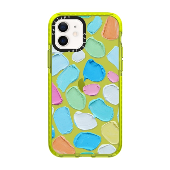 CASETiFY iPhone 12 Impact Case - Pastel Candies