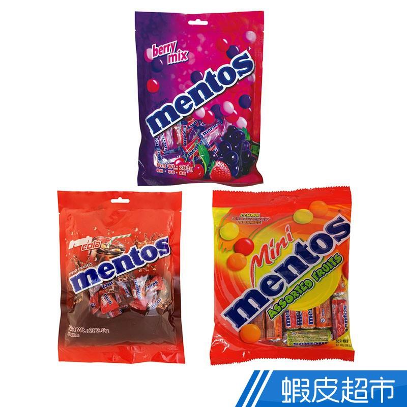 曼陀珠 袋裝系列 什錦水果/綜合莓果/可樂口味 現貨 蝦皮直送 (部分即期)