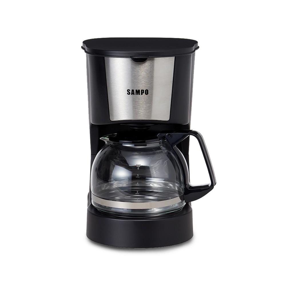 SAMPO聲寶 6人份美式咖啡機 HM-SC06A 廠商直送 現貨