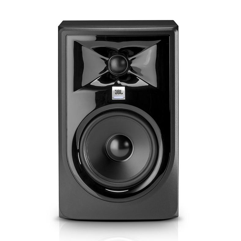 JBL 306P MKII新3系6.5吋112W主動式監聽喇叭- 附美製訊號線+MoPad墊-【音響世界】
