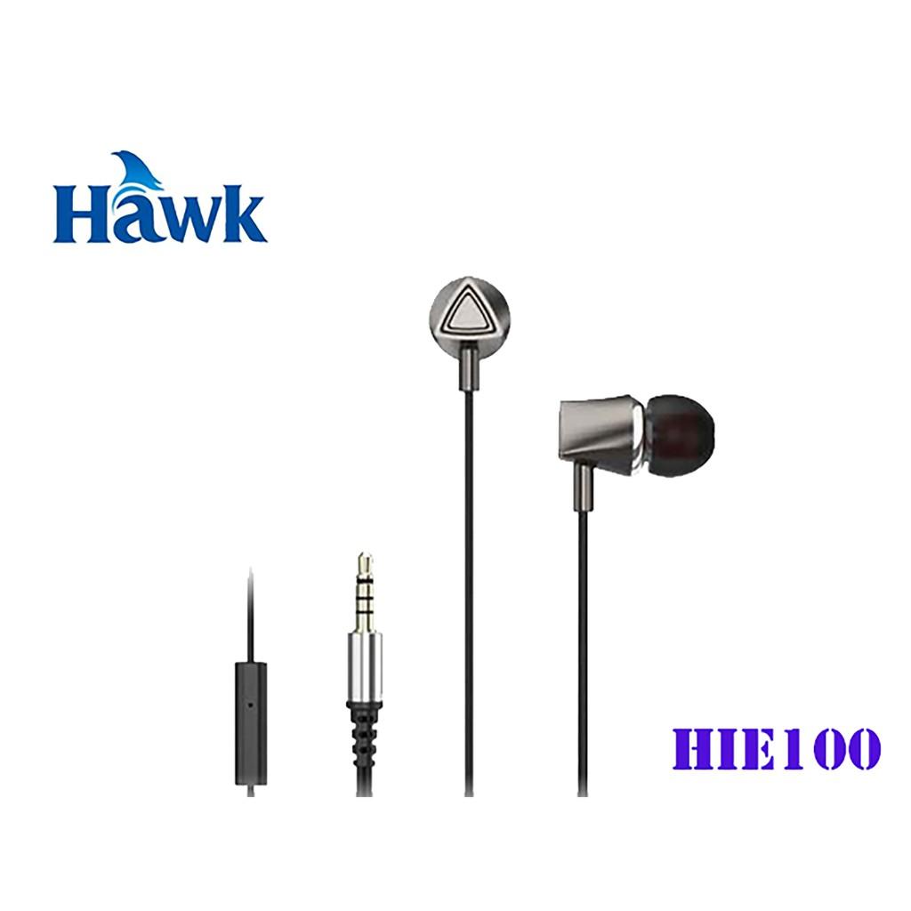Hawk 高清晰音樂耳機 HIE100
