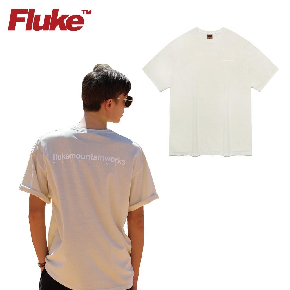 [FLUKE] 20S/S MOUNTAIN WORKS PIGMENT 短袖t恤 FST706 LB