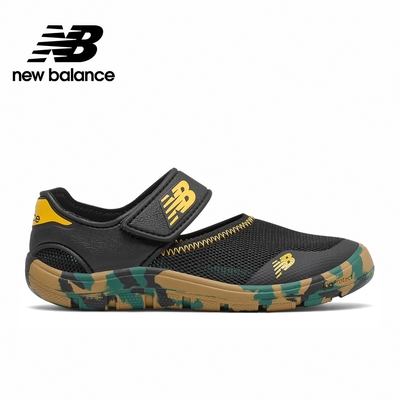 【New Balance】童鞋_中性_迷彩黑_YO208CK2-W楦