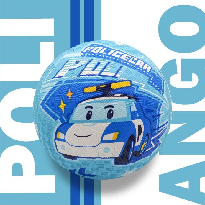 【買三送一組合價599】POLI幼兒安全體感小球 藍色波力 兒童玩具 安全無毒認證 迷你 手腳協調發展  學齡前小孩運動