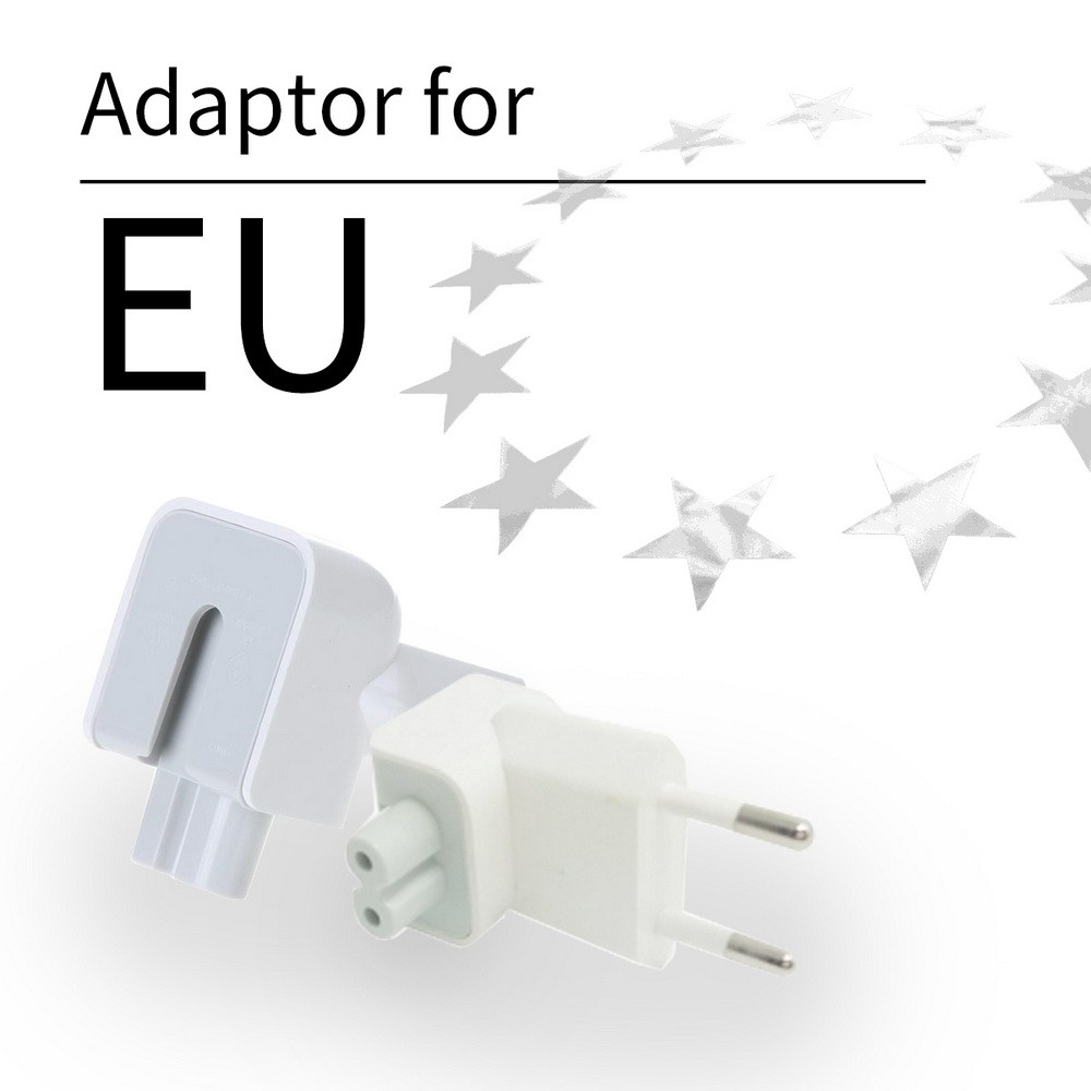 [ZIYA] Apple 變壓器電源轉接頭/充電轉接頭 (EU歐洲規格)