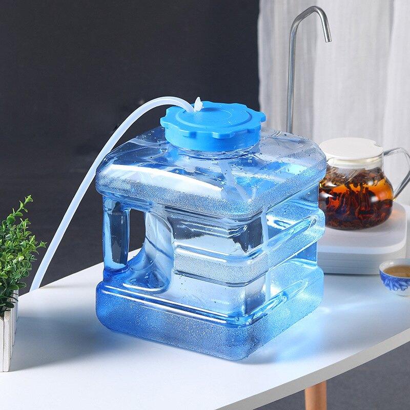 大桶水桶家用大號茶水桶儲水桶泡茶大裝礦泉水純凈水飲水機桶山泉