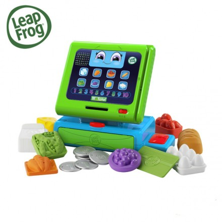 跳跳蛙LeapFrog-互動學習收銀機