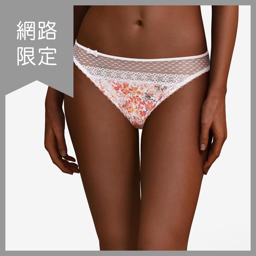 Lovely Passio>三角褲>S-M>春漾花園(4853)【Passionata】