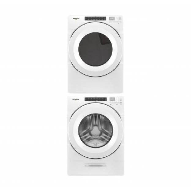 【Whirlpool 惠而浦】滾筒洗衣機17KG 8TWFW5620HW 滾筒電力16KG乾衣機 8TWED5620HW
