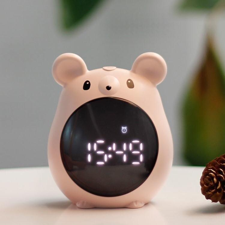 電子小鬧鐘計時器學生做題管理器靜音自律神器時間沙漏碼錶倒計時