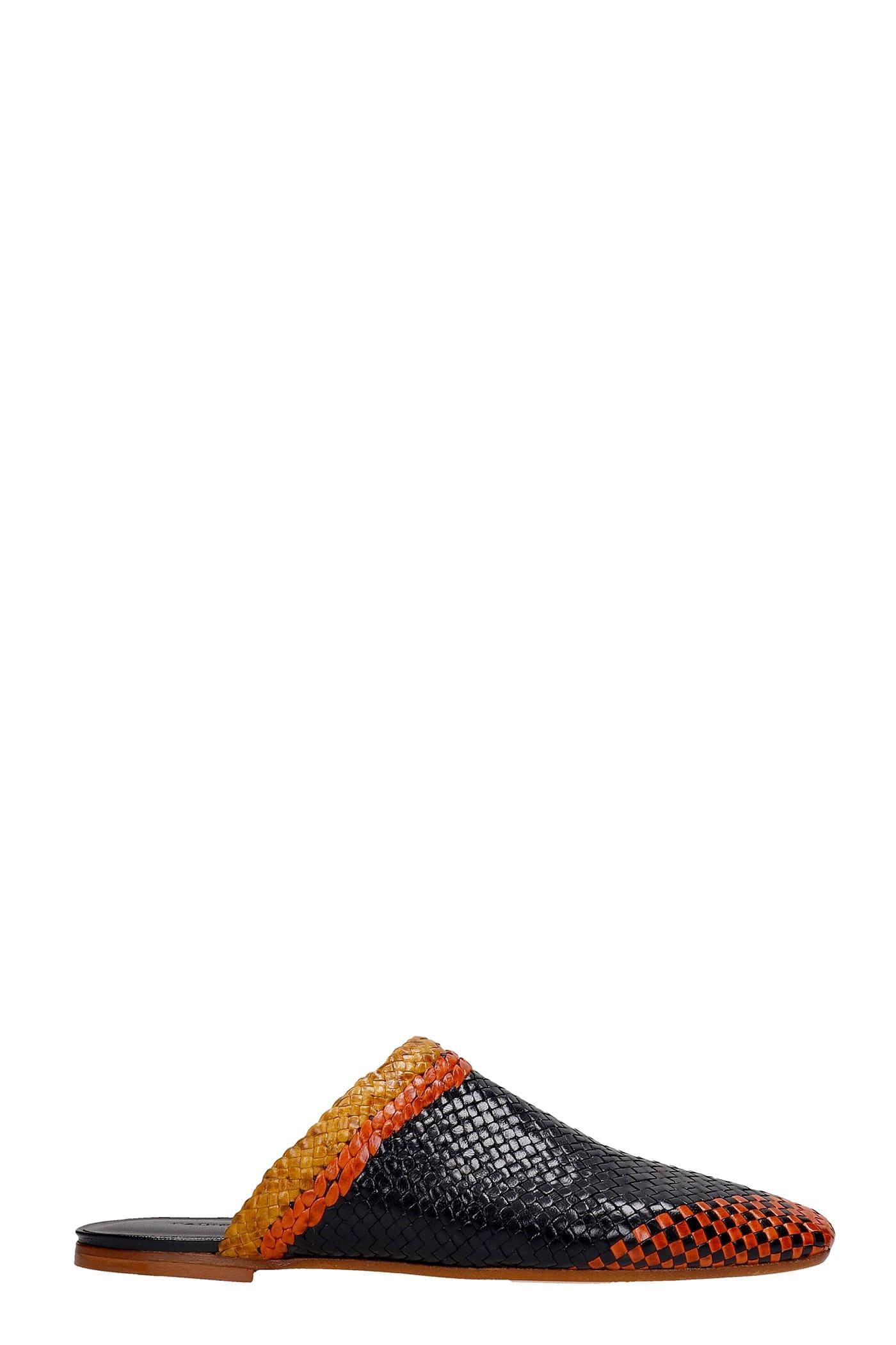 Fabio Rusconi Loafers In Black Leather