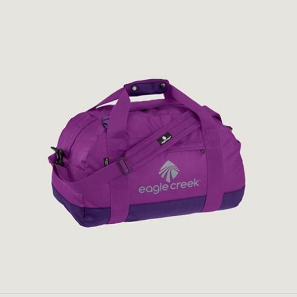 【Eagle Creek美國人氣旅遊配件】NMW防潑水摺疊旅行袋-M (紫)