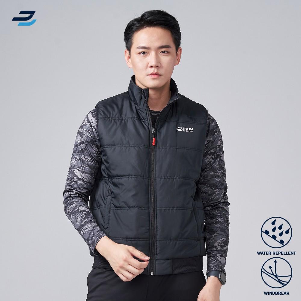 BATIS 男立領鋪棉背心  台灣設計製造 MIT機能生活服飾品牌