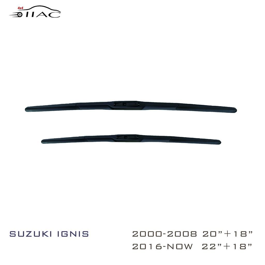 【IIAC車業】Suzuki Ignis 三節式雨刷 台灣現貨