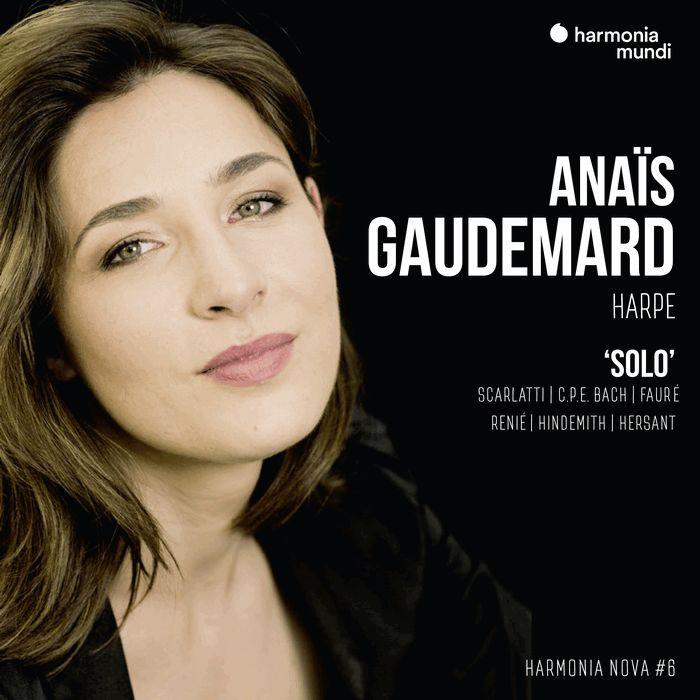明日之星系列 6 安娜伊絲 顧都瑪 豎琴獨奏 Anais Gaudemard Solo HMN916111