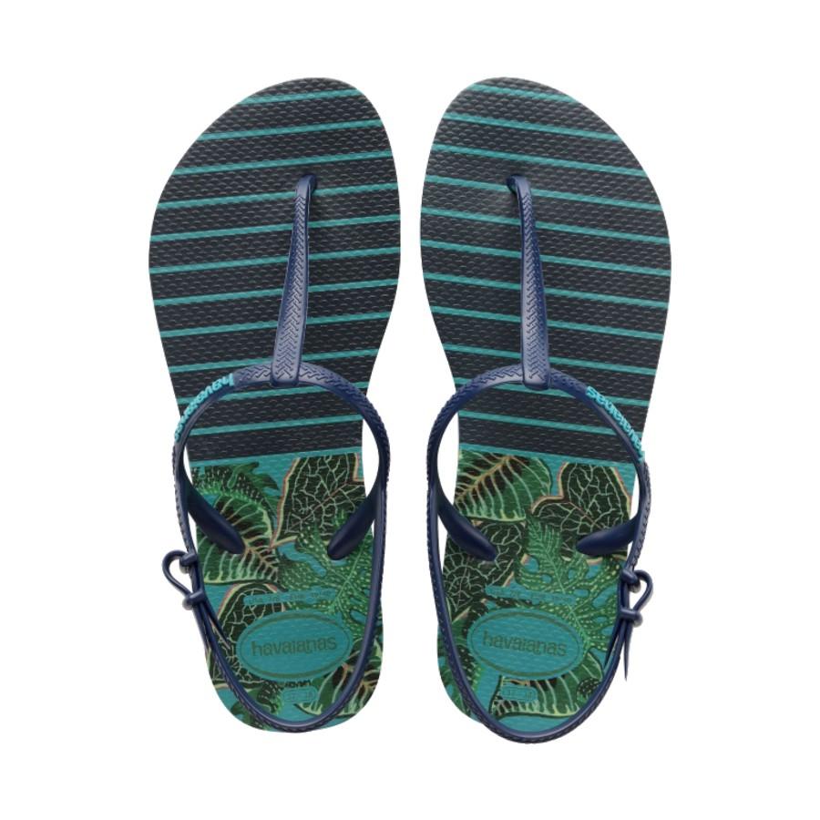 HAVAIANAS  涼鞋 FREEDOM SL PRINT 拼接線條 / HF0F7109U9 / 運動達人