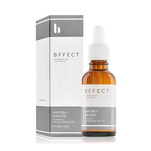 BFFECT 10%果酸+0.5%水楊酸衍生物(30ml)【小三美日】精華液 D744221
