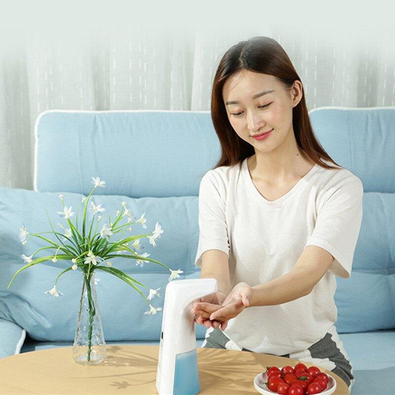 全自動感應泡沫洗手機 噴霧消毒器皂液器凝膠滴液洗手器