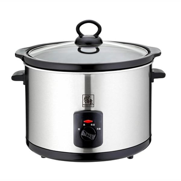 鍋寶 不銹鋼電燉鍋  陶瓷內鍋  SE-5050-D