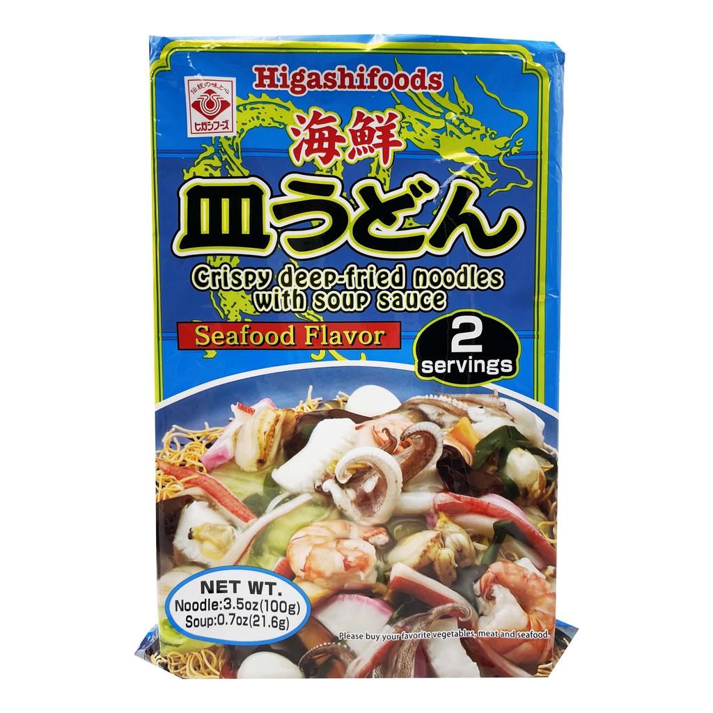 日本 東丸 海鮮風味燴麵 2人份 121g 快煮麵 海鮮乾麵 燴麵 泡麵