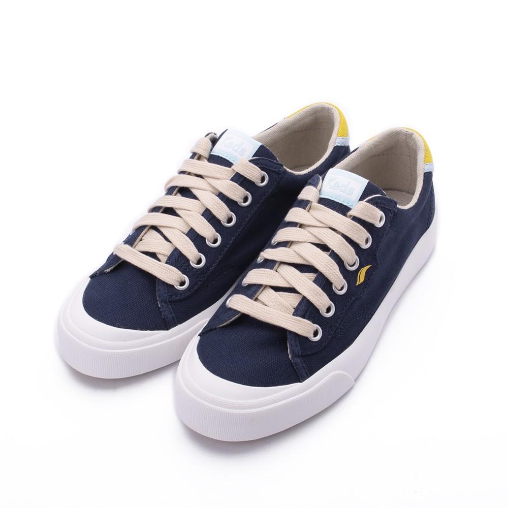 KEDS CREW KICK 綁帶休閒鞋 深藍 9203W123114 女鞋