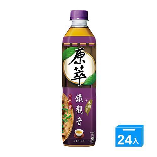 原萃鐵觀音580MLx24【愛買】