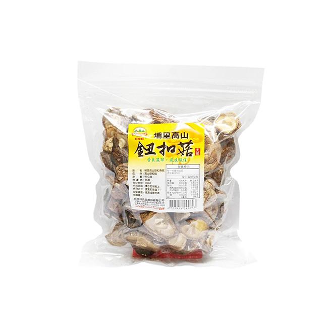 埔里高山鈕扣菇 90g 【大潤發】