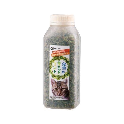 Canary經思確 伊藤園完熟貓薄荷 40g/35g.100%純天然植物纖維.貓薄荷『WANG』