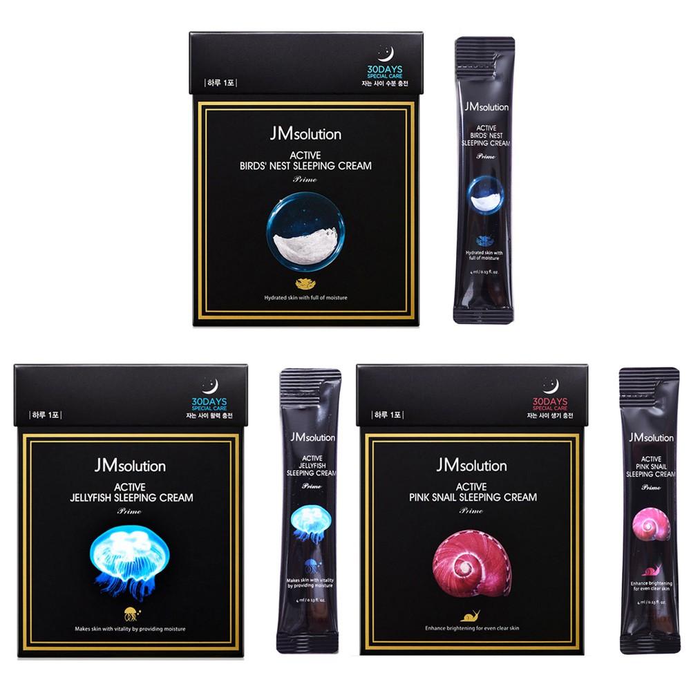 JMsolution煥活睡眠面霜系列4mlx30入 (共3款)Vivo薇朵