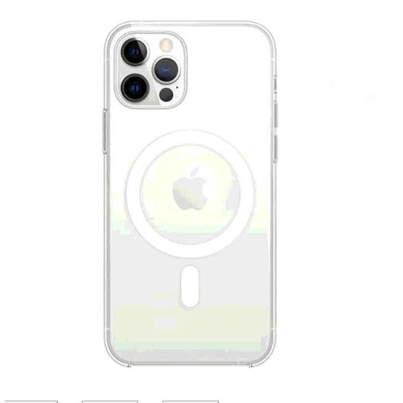 iPhone 12系列 MagSafe 透明保護殼 W129144