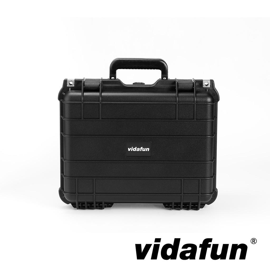 Vidafun V16 防水 耐撞 提把 收納盒 氣密箱 相機 攝影箱 戶外 露營 收納箱 工具箱 台灣設計研發品牌