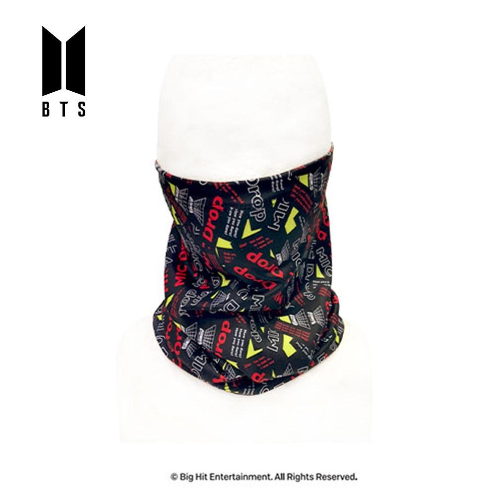防彈少年團 BTS MIC Drop 피치기모 멀티프 JCBTC50032 魔術頭巾 / Bone Neck Gait