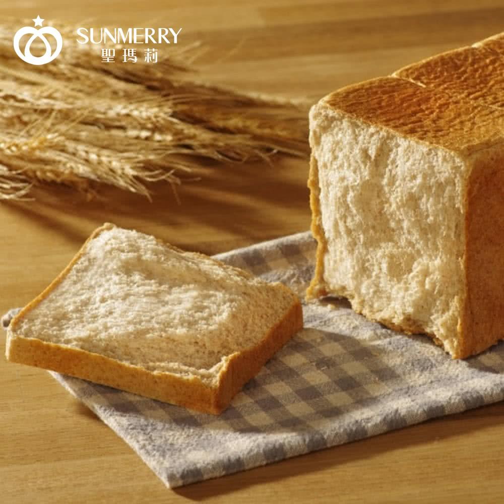聖瑪莉全麥水感吐司/麵包/吐司