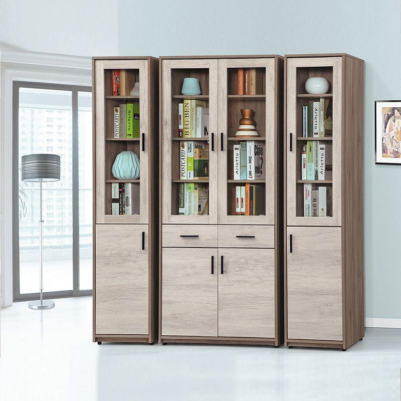 【CB17-5803】艾妮雅雙色3尺書櫃