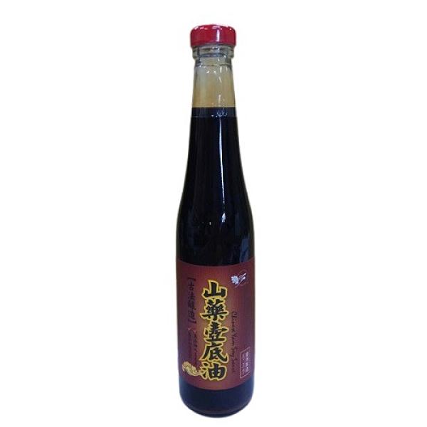 台東原生應用植物園 山藥壺底油 410ml/瓶