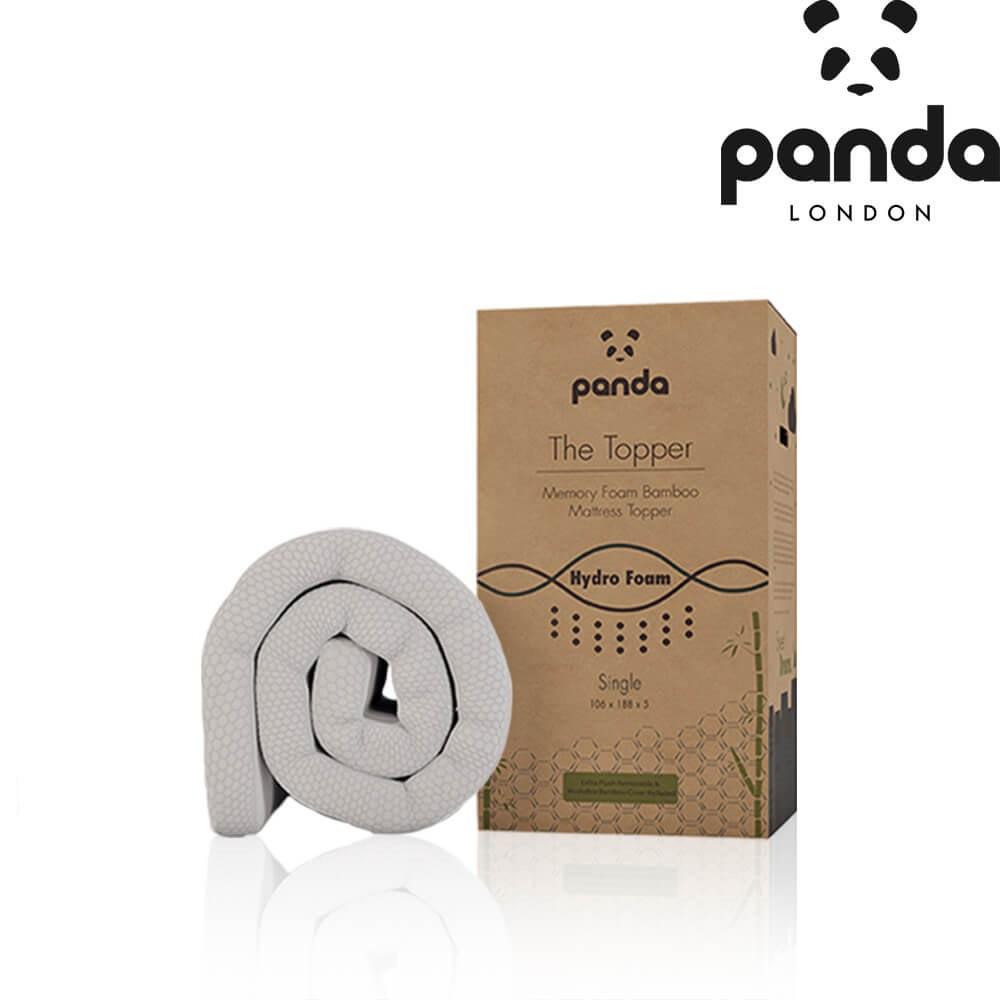 Panda甜夢薄床墊 五款任選|超值組合(支撐釋壓 涼感透氣 5cm記憶床墊)