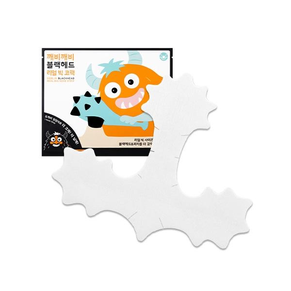 韓國 Apieu 去黑頭怪T字強力鼻貼(單片)【小三美日】D510042