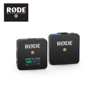 RODE Wireless GO 緊湊型無線麥克風系統