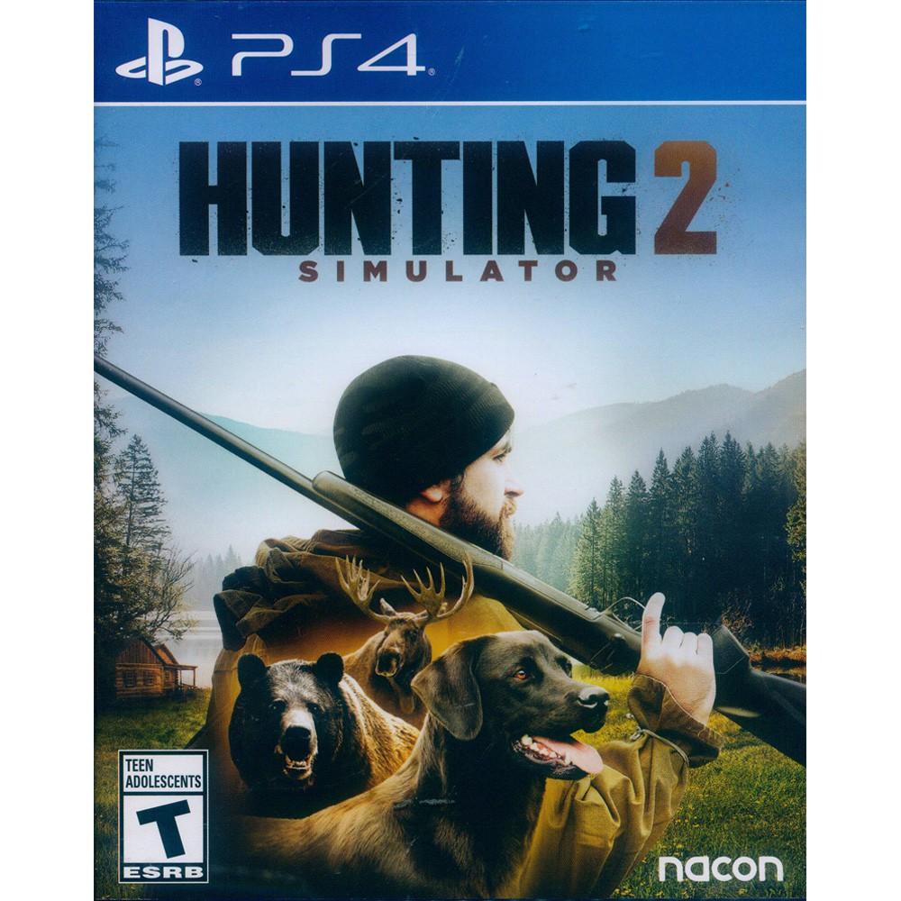 PS4 模擬狩獵 2 中英文美版 Hunting Simulator 2 【一起玩】