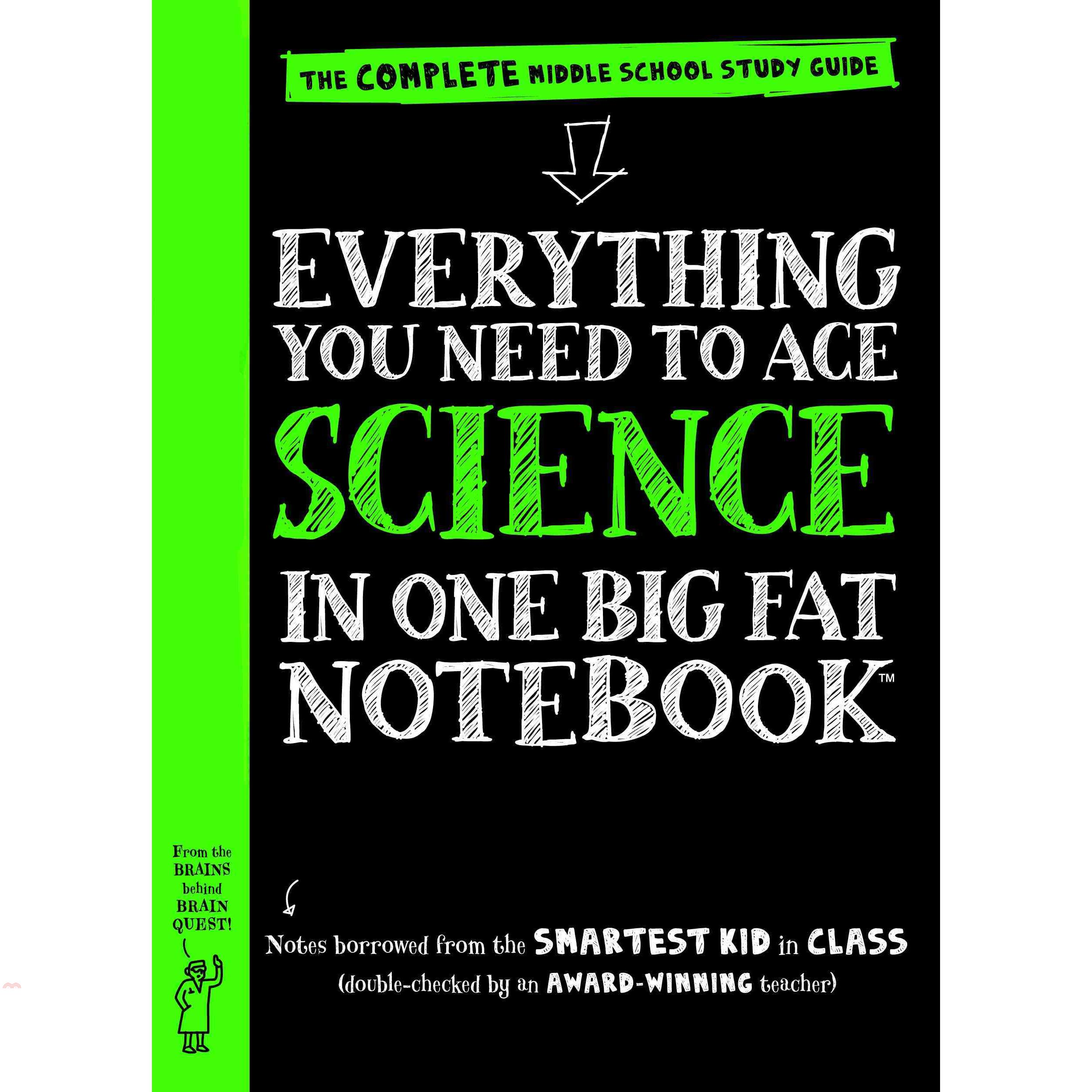 Everything You Need to Ace Science in One Big Fat【三民網路書店】