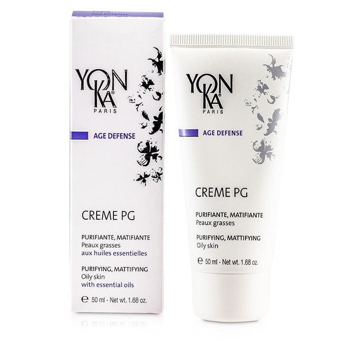 雍卡 - 抗衰老防護乳霜(PG)- 油性肌膚