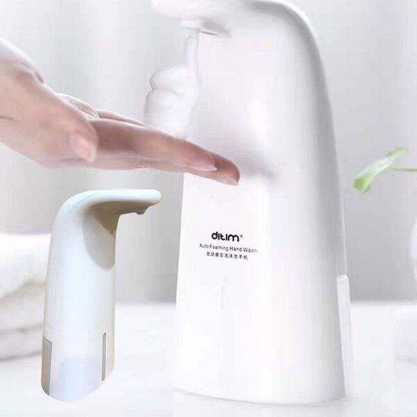 自動感應 酒精噴霧機/泡沫洗手機【庫奇小舖】