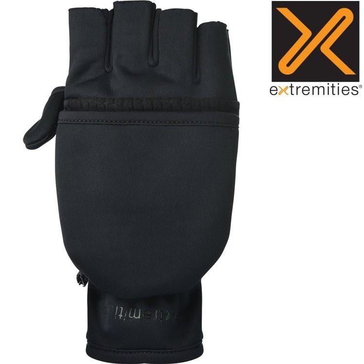 Extremities Hawk Mitt 霍克 防風保暖露指手套/半指手套 21HWM 黑